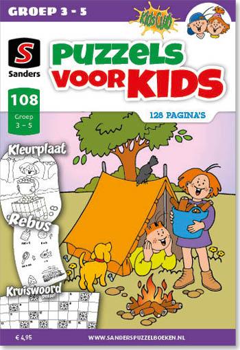 Kidsclub puzzels voor Kids