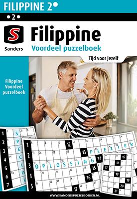 Filippine Voordeel Puzzelboek