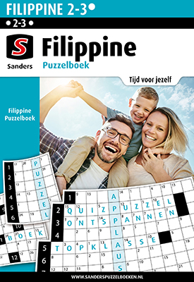 Filippine Puzzelboek