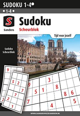 Sudoku Scheurblok