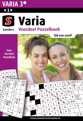 Varia Voordeel Puzzelboek