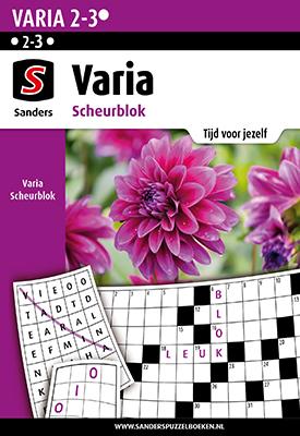 Varia Scheurblok