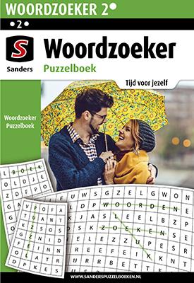 Woordzoeker Puzzelboek
