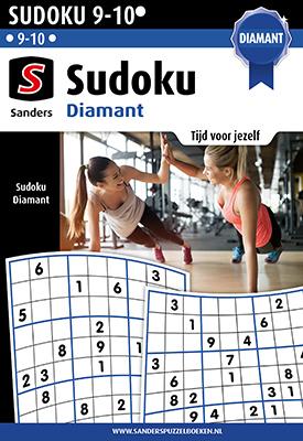 Sudoku Diamant